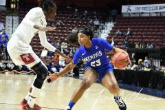 NCAA Women's Basketball AAC Tournament - #6 Temple 58 vs #11 Memphis 59 (26)