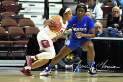 NCAA Women's Basketball AAC Tournament - #6 Temple 58 vs #11 Memphis 59 (28)