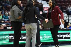 NCAA Women's Basketball AAC Tournament - #6 Temple 58 vs #11 Memphis 59 (29)