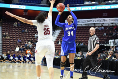 NCAA Women's Basketball AAC Tournament - #6 Temple 58 vs #11 Memphis 59 (35)