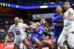 NCAA Women's Basketball AAC Tournament - #6 Temple 58 vs #11 Memphis 59 (38)