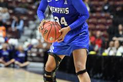 NCAA Women's Basketball AAC Tournament - #6 Temple 58 vs #11 Memphis 59 (39)