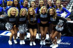 NCAA Women's Basketball AAC Tournament - #6 Temple 58 vs #11 Memphis 59 (4)