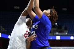 NCAA Women's Basketball AAC Tournament - #6 Temple 58 vs #11 Memphis 59 (40)