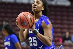 NCAA Women's Basketball AAC Tournament - #6 Temple 58 vs #11 Memphis 59 (49)