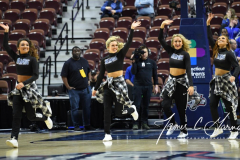 NCAA Women's Basketball AAC Tournament - #6 Temple 58 vs #11 Memphis 59 (51)