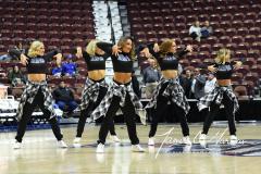 NCAA Women's Basketball AAC Tournament - #6 Temple 58 vs #11 Memphis 59 (52)