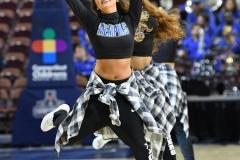 NCAA Women's Basketball AAC Tournament - #6 Temple 58 vs #11 Memphis 59 (55)