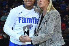 NCAA Women's Basketball AAC Tournament - #6 Temple 58 vs #11 Memphis 59 (6)