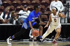 NCAA Women's Basketball AAC Tournament - #6 Temple 58 vs #11 Memphis 59 (60)