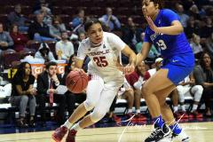 NCAA Women's Basketball AAC Tournament - #6 Temple 58 vs #11 Memphis 59 (63)