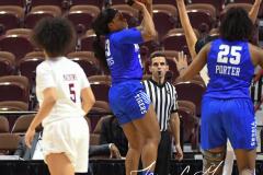 NCAA Women's Basketball AAC Tournament - #6 Temple 58 vs #11 Memphis 59 (70)
