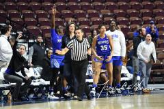 NCAA Women's Basketball AAC Tournament - #6 Temple 58 vs #11 Memphis 59 (78)