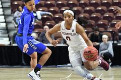 NCAA Women's Basketball AAC Tournament - #6 Temple 58 vs #11 Memphis 59 (80)