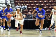 NCAA Women's Basketball AAC Tournament - #6 Temple 58 vs #11 Memphis 59 (84)