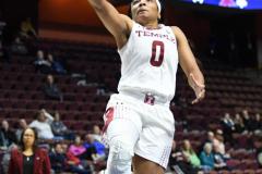 NCAA Women's Basketball AAC Tournament - #6 Temple 58 vs #11 Memphis 59 (85)