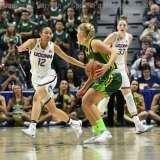 NCAA Women's Basketball - AAC Tournament Finals - #1 UConn 100 vs. #3 USF 44 (113)
