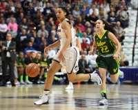 NCAA Women's Basketball - AAC Tournament Finals - #1 UConn 100 vs. #3 USF 44 (117)