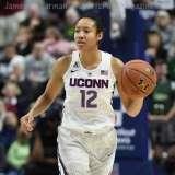 NCAA Women's Basketball - AAC Tournament Finals - #1 UConn 100 vs. #3 USF 44 (120)