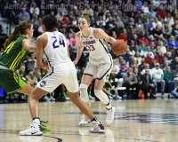 NCAA Women's Basketball - AAC Tournament Finals - #1 UConn 100 vs. #3 USF 44 (121)