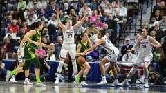 NCAA Women's Basketball - AAC Tournament Finals - #1 UConn 100 vs. #3 USF 44 (122)