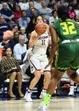 NCAA Women's Basketball - AAC Tournament Finals - #1 UConn 100 vs. #3 USF 44 (123)