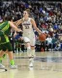 NCAA Women's Basketball - AAC Tournament Finals - #1 UConn 100 vs. #3 USF 44 (124)