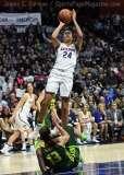 NCAA Women's Basketball - AAC Tournament Finals - #1 UConn 100 vs. #3 USF 44 (129)