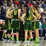 NCAA Women's Basketball - AAC Tournament Finals - #1 UConn 100 vs. #3 USF 44 (134)