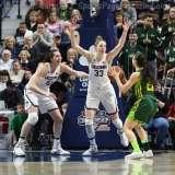 NCAA Women's Basketball - AAC Tournament Finals - #1 UConn 100 vs. #3 USF 44 (138)