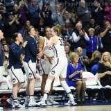 NCAA Women's Basketball - AAC Tournament Finals - #1 UConn 100 vs. #3 USF 44 (141)