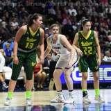 NCAA Women's Basketball - AAC Tournament Finals - #1 UConn 100 vs. #3 USF 44 (149)