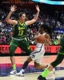 NCAA Women's Basketball - AAC Tournament Finals - #1 UConn 100 vs. #3 USF 44 (150)