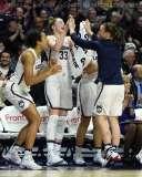 NCAA Women's Basketball - AAC Tournament Finals - #1 UConn 100 vs. #3 USF 44 (152)