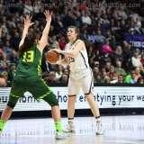 NCAA Women's Basketball - AAC Tournament Finals - #1 UConn 100 vs. #3 USF 44 (155)