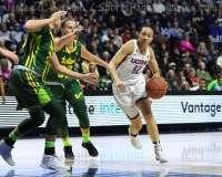 NCAA Women's Basketball - AAC Tournament Finals - #1 UConn 100 vs. #3 USF 44 (156)