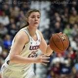 NCAA Women's Basketball - AAC Tournament Finals - #1 UConn 100 vs. #3 USF 44 (161)
