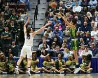 NCAA Women's Basketball - AAC Tournament Finals - #1 UConn 100 vs. #3 USF 44 (169)