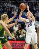 NCAA Women's Basketball - AAC Tournament Finals - #1 UConn 100 vs. #3 USF 44 (170)