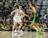 NCAA Women's Basketball - AAC Tournament Finals - #1 UConn 100 vs. #3 USF 44 (176)