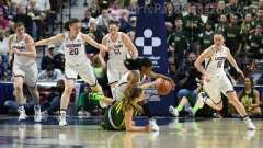 NCAA Women's Basketball - AAC Tournament Finals - #1 UConn 100 vs. #3 USF 44 (177)