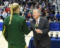 NCAA Women's Basketball - AAC Tournament Finals - #1 UConn 100 vs. #3 USF 44 (187)