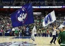 NCAA Women's Basketball - AAC Tournament Finals - #1 UConn 100 vs. #3 USF 44 (28)