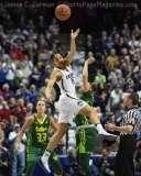 NCAA Women's Basketball - AAC Tournament Finals - #1 UConn 100 vs. #3 USF 44 (35)