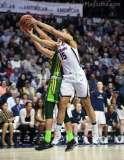 NCAA Women's Basketball - AAC Tournament Finals - #1 UConn 100 vs. #3 USF 44 (36)