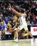 NCAA Women's Basketball - AAC Tournament Finals - #1 UConn 100 vs. #3 USF 44 (41)