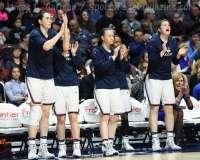 NCAA Women's Basketball - AAC Tournament Finals - #1 UConn 100 vs. #3 USF 44 (42)
