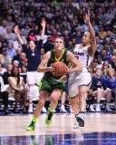 NCAA Women's Basketball - AAC Tournament Finals - #1 UConn 100 vs. #3 USF 44 (50)