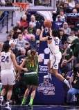 NCAA Women's Basketball - AAC Tournament Finals - #1 UConn 100 vs. #3 USF 44 (53)