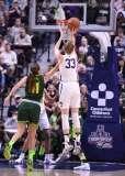 NCAA Women's Basketball - AAC Tournament Finals - #1 UConn 100 vs. #3 USF 44 (56)